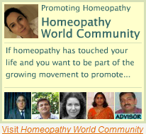 homeopathyworldcommunity.com
